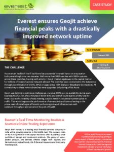 thumbnail of Everest Case Study – Geojit